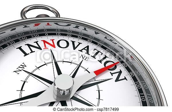 concept, innovation, compas - csp7817499