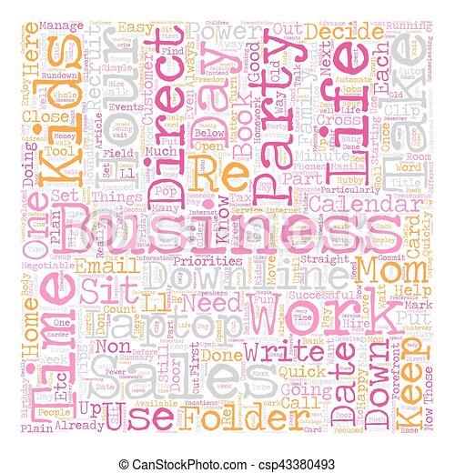 concept, maman, texte, direct, ventes, wordcloud, fond, équilibré - csp43380493