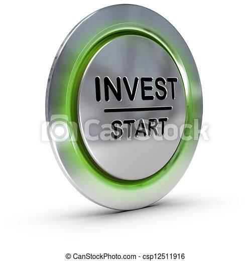 concept., management, invest., investering, verantwoordelijkheid - csp12511916