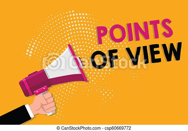concept, mot, business, texte, perspicacité, écriture, individu, opinion, interprétation, vue., évaluation, points - csp60669772