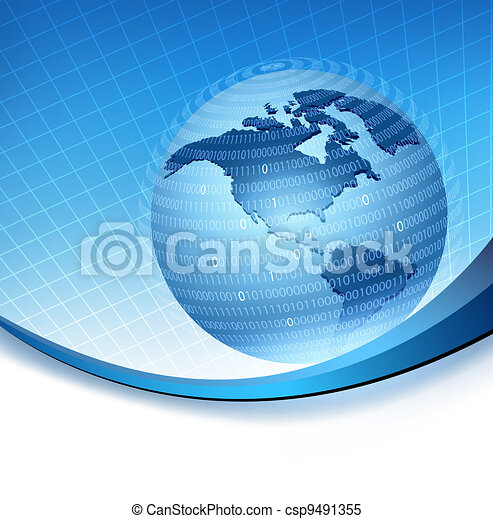 Concept of global programming   - csp9491355