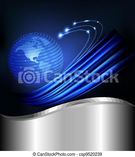 Concept of global programming. - csp9520239
