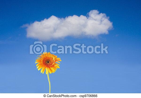 concept of sustainable development, balance - csp9706866