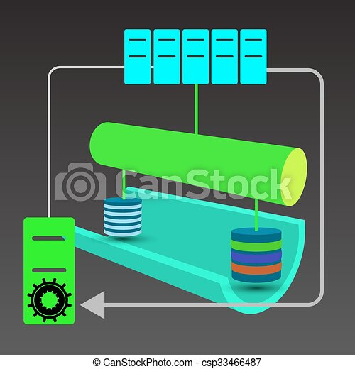 Concept of System and Database  - csp33466487