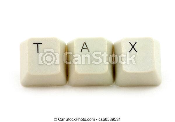 concept of tax - csp0539531