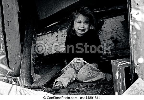 concept, photo, -, trafic, humain, enfants - csp14891614