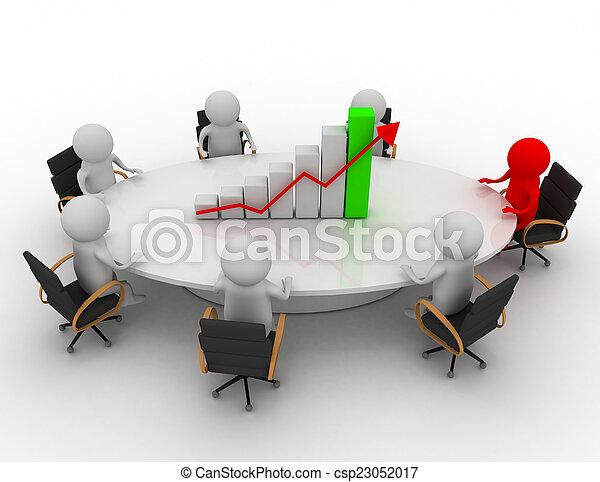 concept, réunion, business - csp23052017