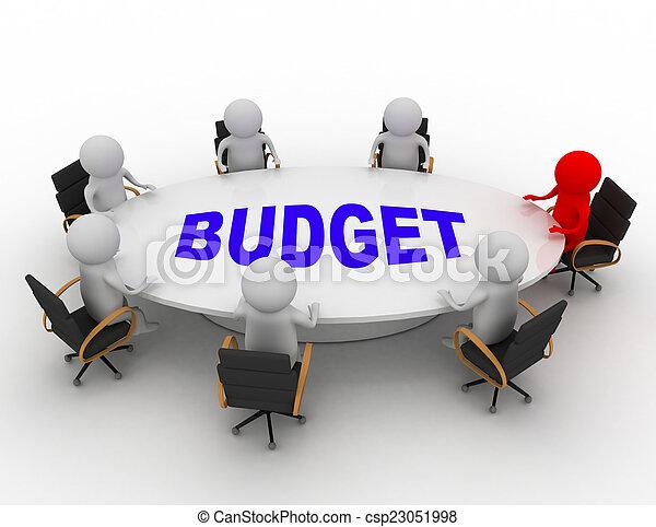 concept, réunion, business - csp23051998