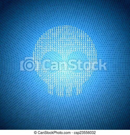 Concept Security Illustration - csp23556032
