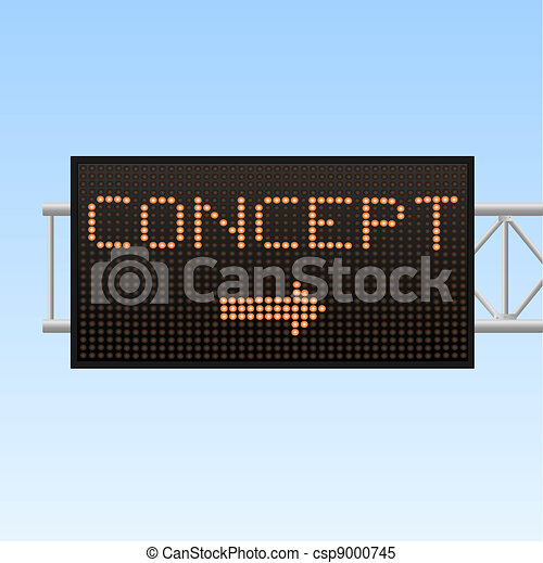Concept - csp9000745