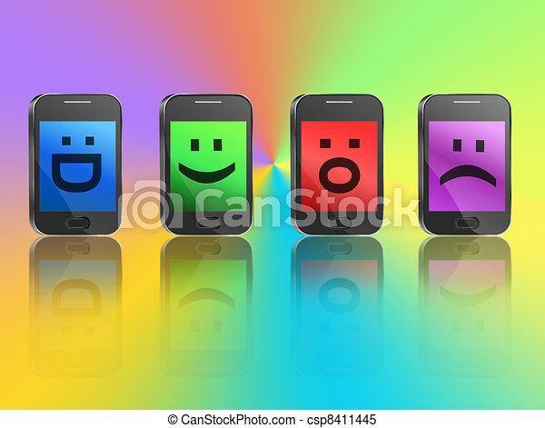 concept., télécommunications - csp8411445
