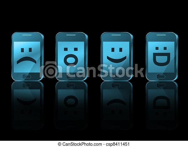 concept., télécommunications - csp8411451