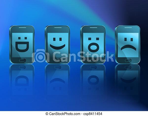 concept., télécommunications - csp8411454