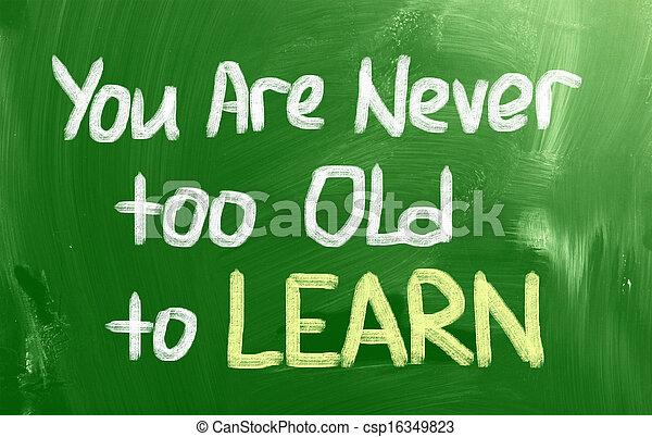 concept, temps, apprendre - csp16349823
