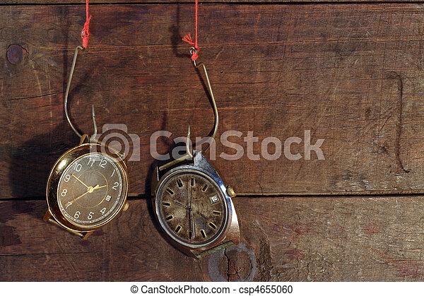 concept, temps - csp4655060