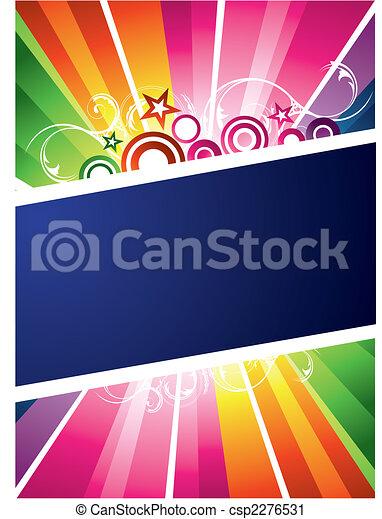conception, coloré - csp2276531