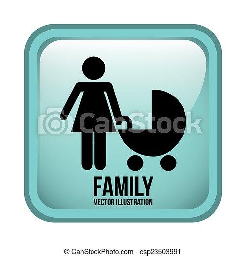 conception, famille - csp23503991