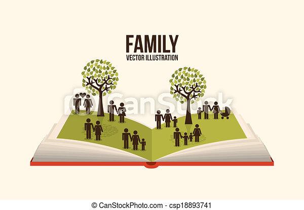 conception, famille - csp18893741