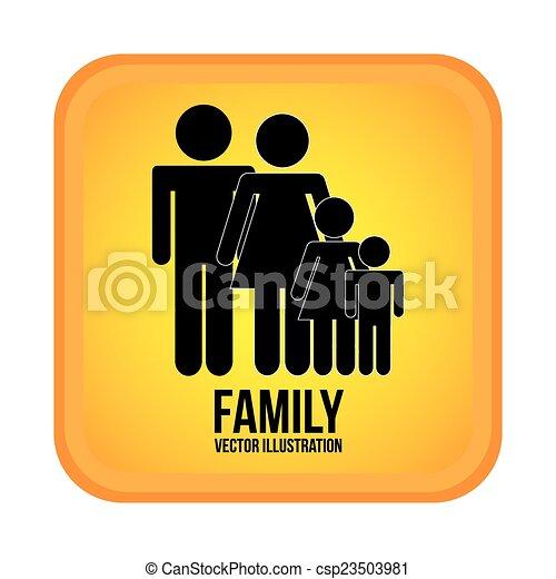 conception, famille - csp23503981