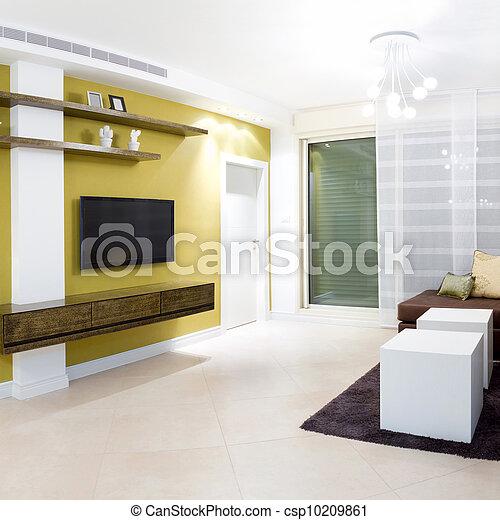 conception intérieur - csp10209861