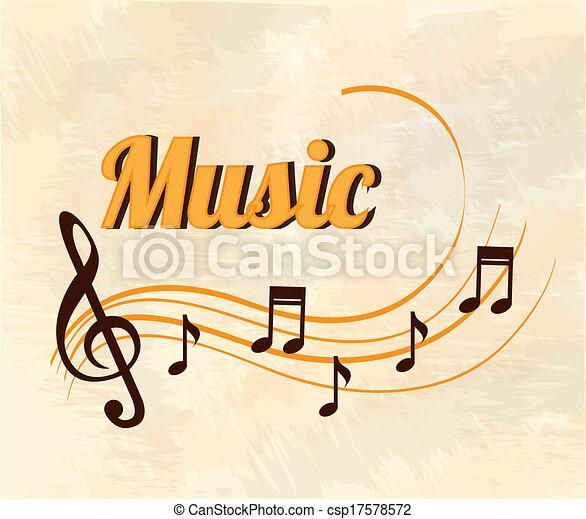 conception, musical - csp17578572