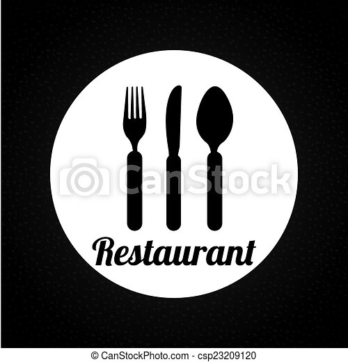 conception, restaurant - csp23209120