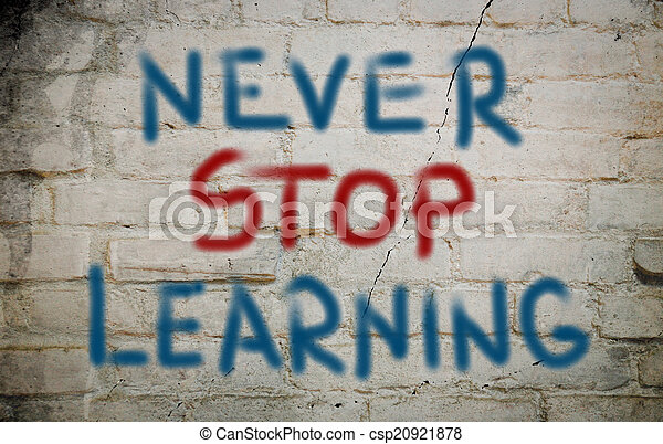 concepto, aprendizaje - csp20921878