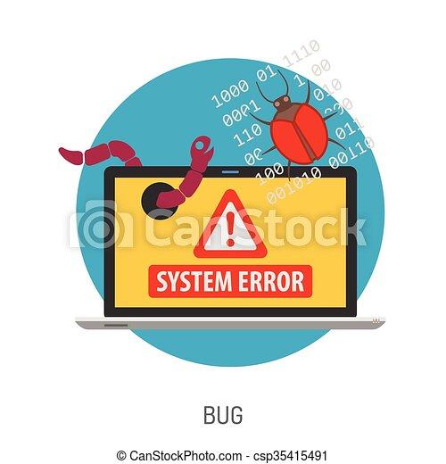 El concepto del crimen cibernético - csp35415491