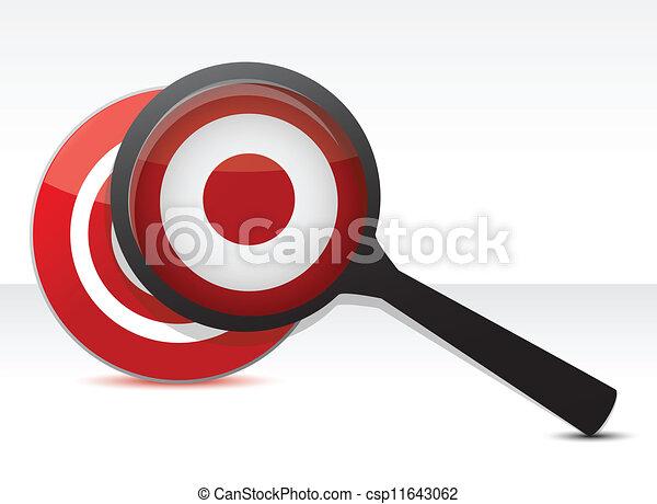 Definiendo el concepto de objetivo - csp11643062