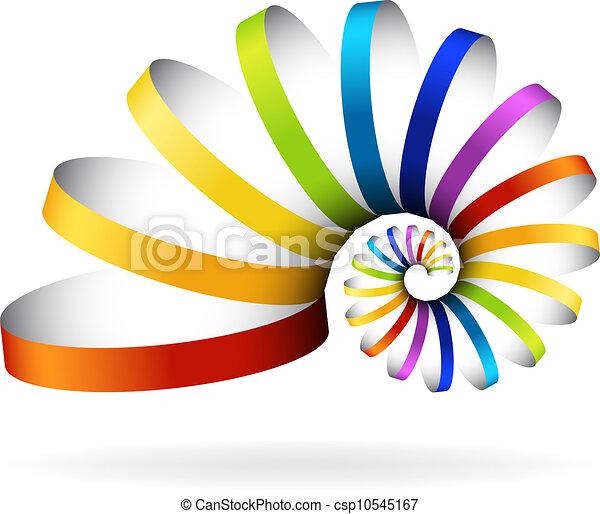 El concepto de diseño creativo - csp10545167