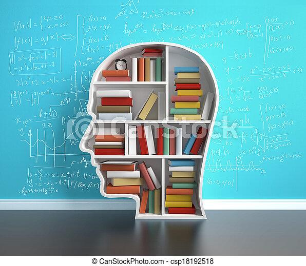 concepto, educación - csp18192518