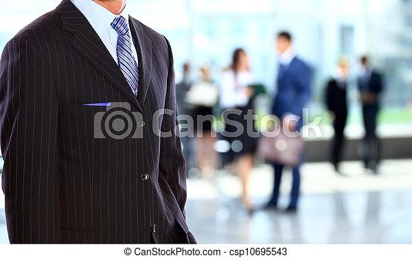 Un concepto de negocios - csp10695543