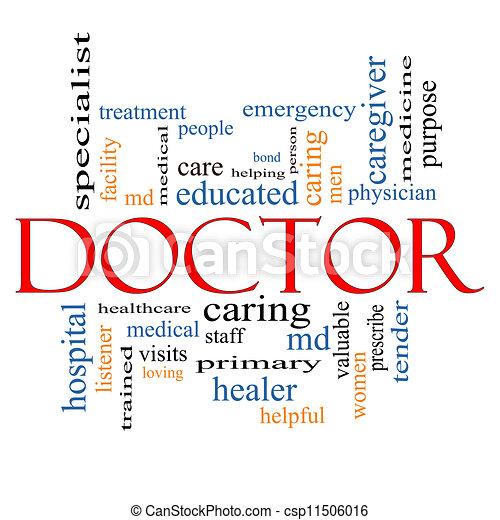 """El concepto de la palabra """"doctora nube - csp11506016"""