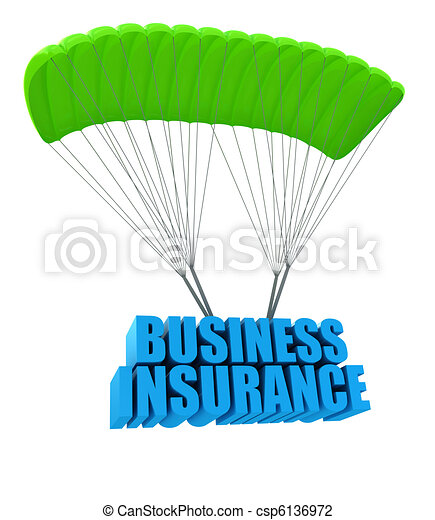 Concepto de seguros de negocios - csp6136972