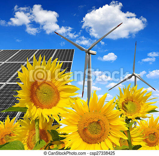 Conceptos de energía - csp27338425