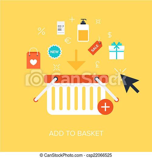 concepts., handlowy - csp22066525
