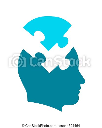 conceptual icon of head for psychology and mind conceptual rh canstockphoto com clipart mind map clipart mind map