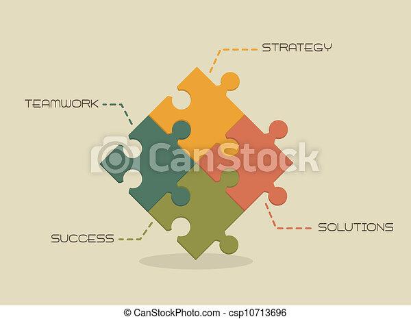conceptual strategy - csp10713696