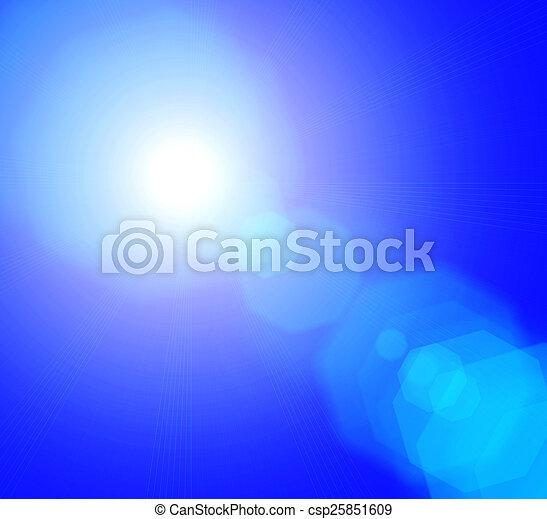 concert lighting against - csp25851609