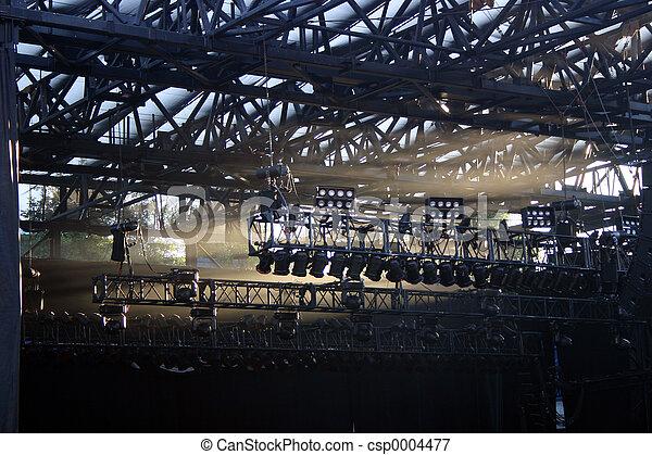 Concert Lighting - csp0004477