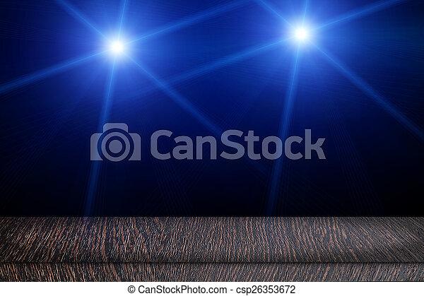 concert lighting - csp26353672