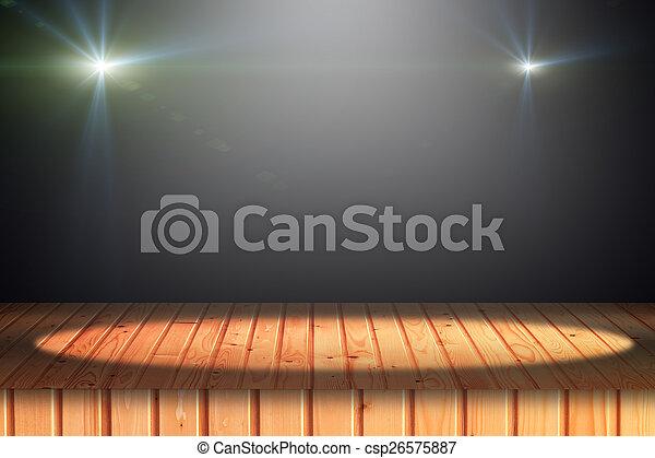 concert lighting - csp26575887