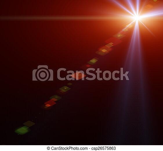 concert lighting - csp26575863