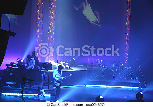 concert musique - csp0245274