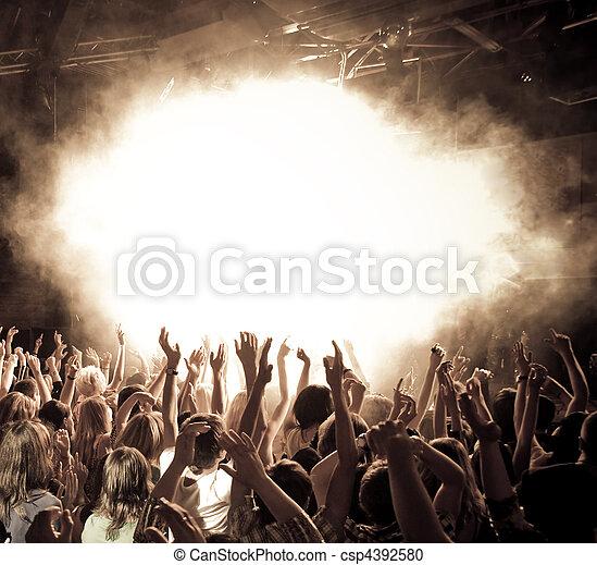 Concert - csp4392580