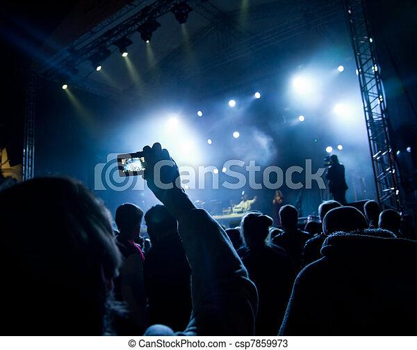 concert - csp7859973