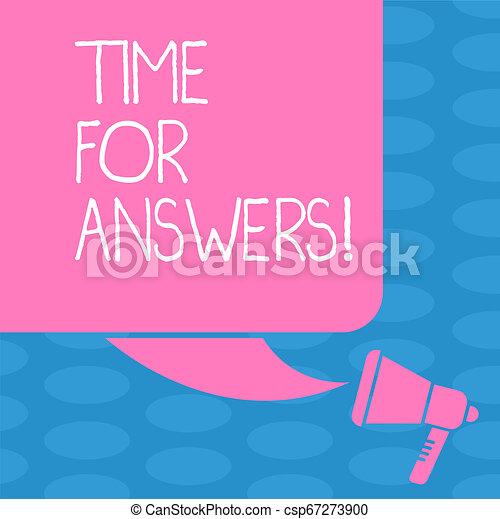 concetto, dilemma, dare, colorare, testo, photo., destra, vuoto, silhouette, scrittura, discorso, megafono, bolla, answers., affari, quadrato, momento, parola, soluzione, tempo, problema, o - csp67273900