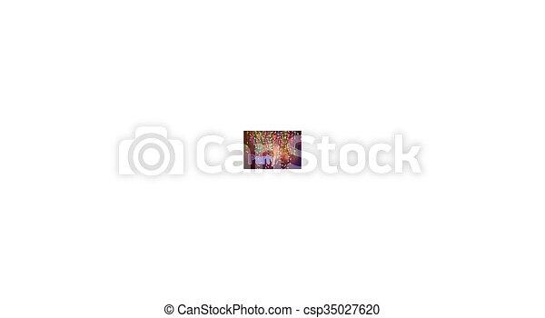 concetto, festa, celebrazione - csp35027620