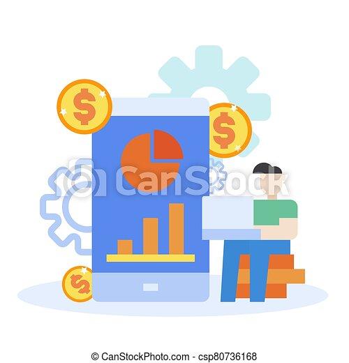 concetto, idea affari - csp80736168