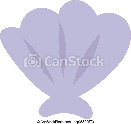 Ilustración vectorial de caracol. - csp38892573